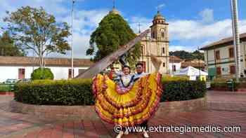 Nemocón todo listo para el Festival Concurso nacional de Danza Andina - Extrategia Medios
