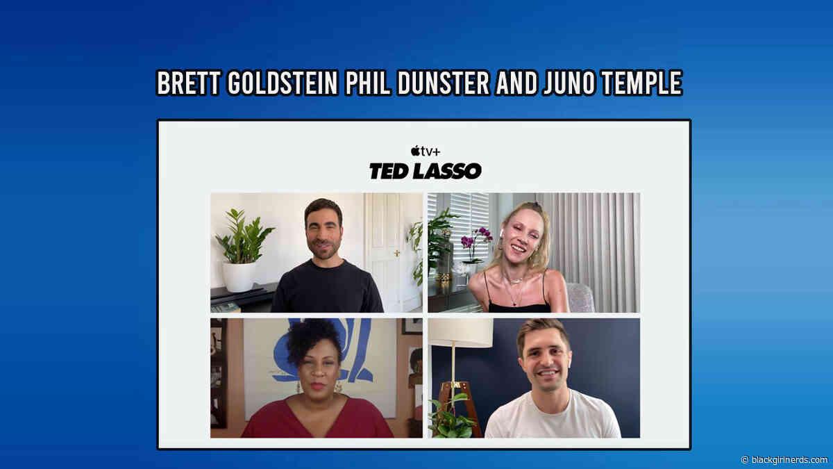 Brett Goldstein, Phil Dunster and Juno Temple Teaches Some New English Vernacular - Black Girl Nerds