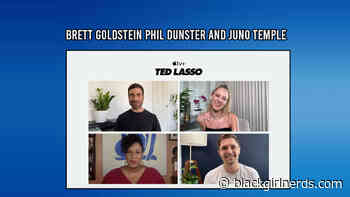 Brett Goldstein, Phil Dunster and Juno Temple Teaches Some New English Vernacular - Black Girl Nerds