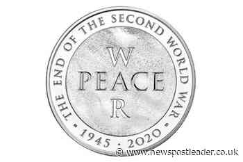 You can get a new limited edition £5 coin to commemorate the end of WW2 - News Post Leader