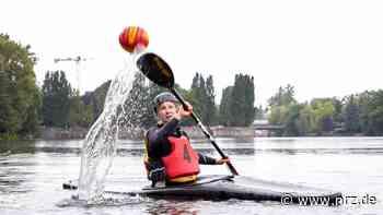 Kanu-Polo: Ein wildes Spiel auf Booten - NRZ