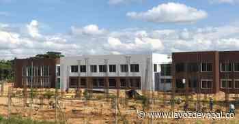 Avanza construcción de la sede de la UPTC en Aguazul - Noticias de casanare - La Voz De Yopal