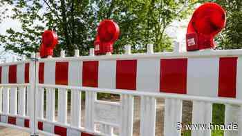 A7: Brückenarbeiten - Autobahn wird zwei Nächte lang gesperrt - HNA.de