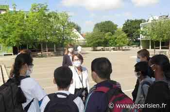 «C'est mieux d'être au collège» : à Villiers-sur-Marne, 500 élèves retournent aux Prunais - leparisien.fr