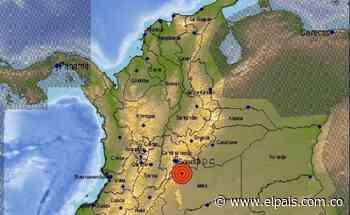 Temblor de 4.6 grados en Acacías, Meta, en la noche de este jueves - El País
