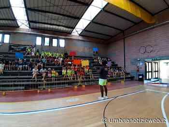 CORCIANO: Smar Camp olimpionico a San Mariano ... Un successo. Assessore Andrea Braconi, molto più di un centro estivo! - Umbria Notizie Web