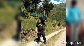 Amazonas: Profesor de Chachapoyas lleva televisores a estudiantes para que no pierdan sus clases - ElPopular.pe