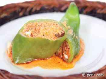 ¿Cómo preparar caigua rellena? Conoce la receta ideal - Perú.com