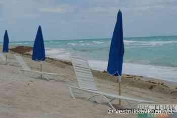 First beach for people suffering musculoskeletal diseases opens near Makhachkala - vestnik kavkaza