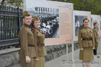 Soldiers of Law and Order exhibition opens in Makhachkala - vestnik kavkaza
