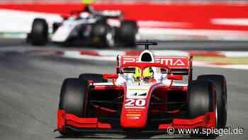 Formel 2: Vierter Podestplatz für Mick Schumacher