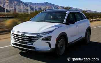 Hyundai Nexo FCEV Could Launch In India Courtesy Of Import Relaxation - GaadiWaadi.com