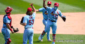 Cardinals Return With a New Appreciation for a Fragile Season