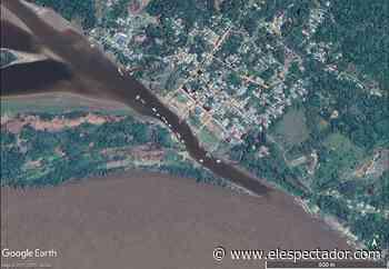 La erosión del río Amazonas amenaza a la comunidad de Puerto Nariño - El Espectador