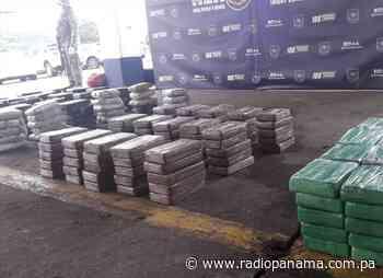 SENAN realiza decomiso de drogas en Puerto Caimito y Puerto Cristóbal - Radio Panamá