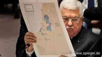 Frieden zwischen Israel und den Vereinigten Arabischen Emiraten: Abbas im Abseits - DER SPIEGEL