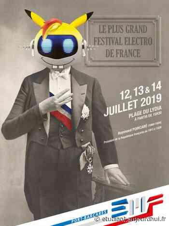 FESTIVAL ELECTROBEACH - JOUR 2 - FESTIVAL ELECTROBEACH # EMF 2019 - ESPACE LYDIA, Le Barcares, 66420 - Sortir à France - Le Parisien Etudiant