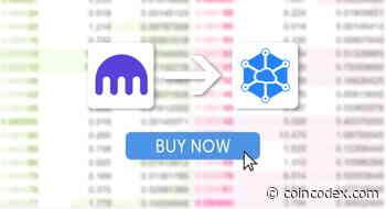 How to buy Storj (STORJ) on Kraken? | CoinCodex - CoinCodex