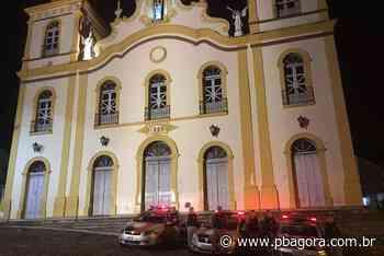 PM prende homem suspeito de lesão corporal em flagrante em Alagoa Grande - PBAGORA - A Paraíba o tempo todo