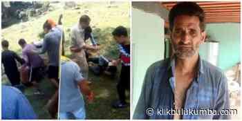 Laki-laki Jammu dihancurkan oleh 'penjaga sapi' setelah putranya mengusir sapi dari ladang - Klikbulukumba.com