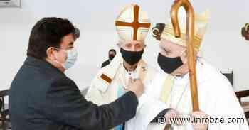Monseñor Torres Carbonell asumió como nuevo obispo de Gregorio de Laferrere, en La Matanza - infobae