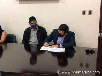 Se firma entrega de terreno para construcción de subestación en Portovelo - BNamericas