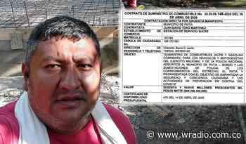 El polémico contrato que benefició a los familiares de un alcalde en Cauca - W Radio