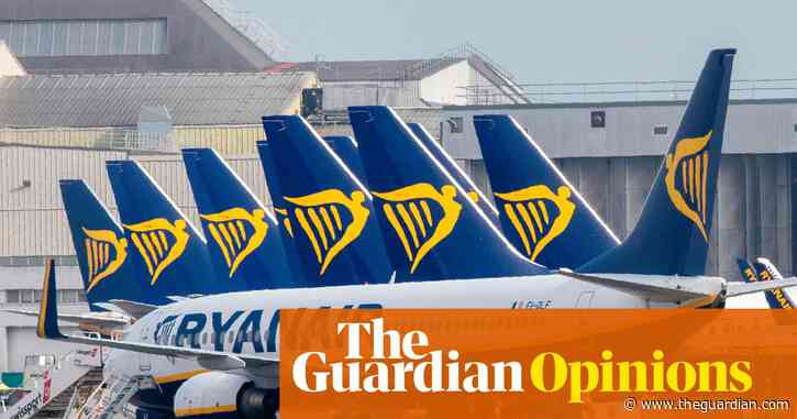 Ryanair's flight cuts are no surprise and signal an aviation nosedive