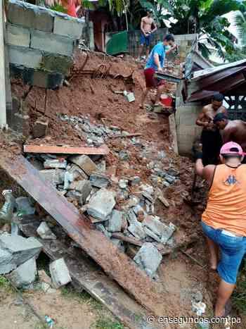 Inspeccionan 19 viviendas afectadas por mal tiempo en Cativá de Colón - En Segundos