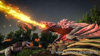 ARK: Crystal Isles kommt noch im August auf Konsole   gaming-grounds.de - Gaming-Grounds.de – Das Spielemagazin