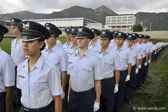 Air Force Academy confirms positive tests for coronavirus within Cadet Wing
