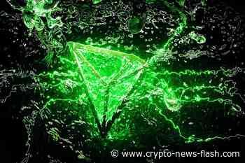 TRON (TRX) Kurs im Aufwind – Angriff auf Ethereum's DeFi Sektor - Crypto News Flash