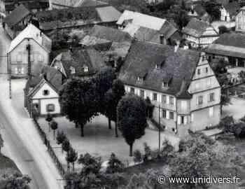 Circuit « Les écoles de Plobsheim » Mairie de Plobsheim Plobsheim - Unidivers