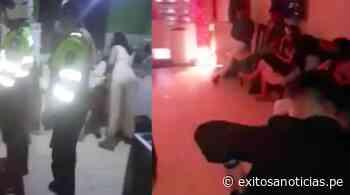 Chiclayo: Intervienen vivienda de funcionaria de Municipalidad de Picsi donde se celebraba quinceañero - exitosanoticias