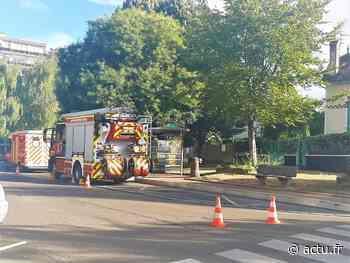 Seine-Saint-Denis. Incendie dans un parking à Livry-Gargan : un blessé léger - actu.fr
