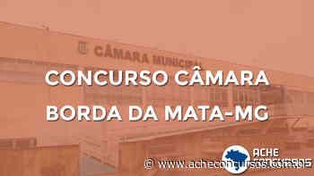 Câmara de Borda da Mata-MG abre concurso para Contador - acheconcursos.com.br
