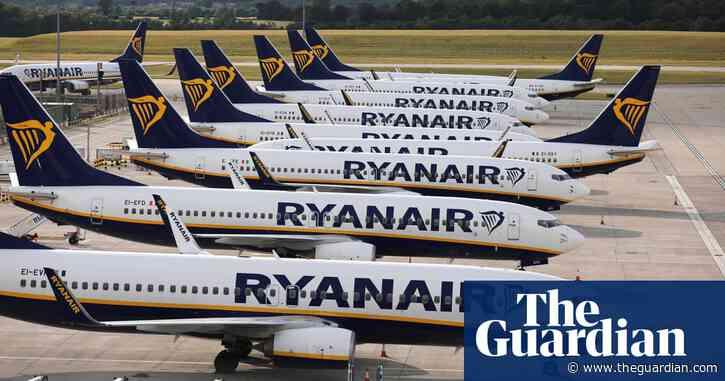 Ryanair cancels flights after fresh UK quarantine restrictions