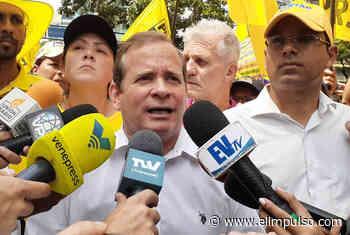 Diputados rechazan sesión de la ANC en San Antonio del Táchira #23Feb - El Impulso