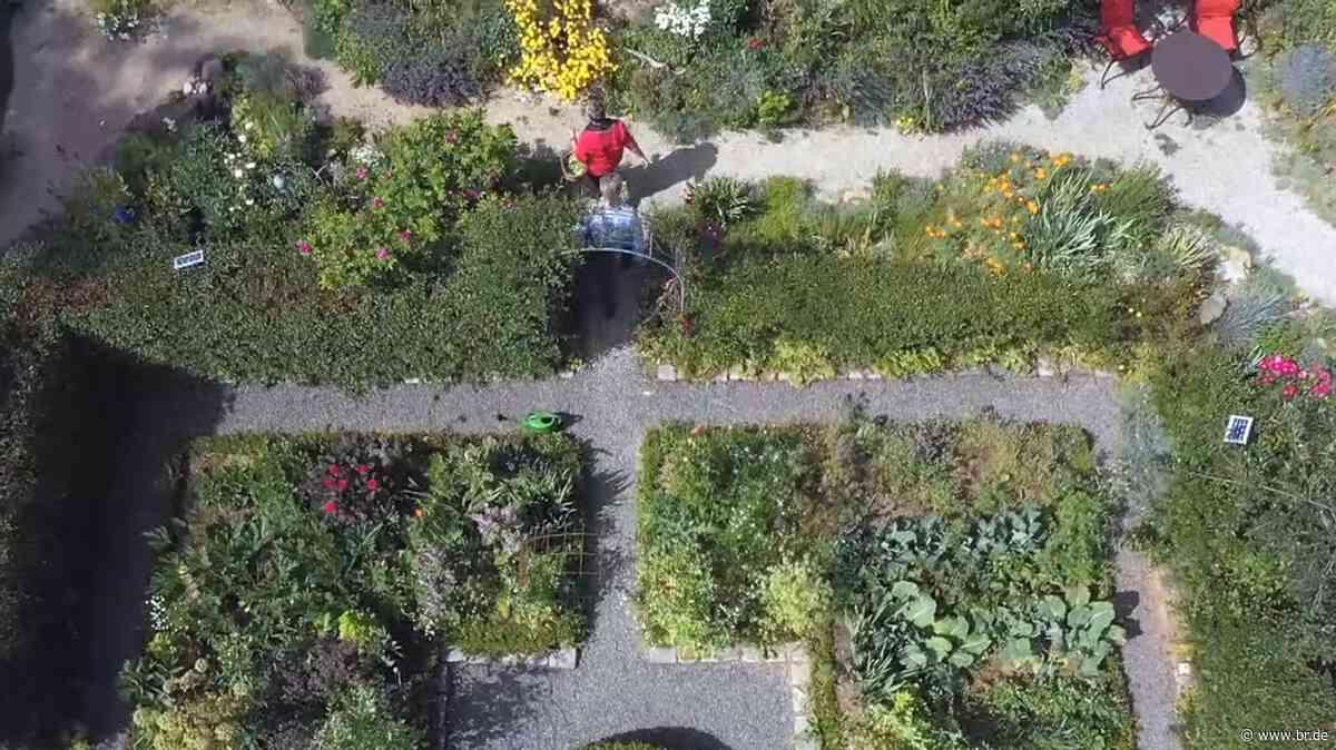 Selbtsversorger bei Gefrees: Im und vom Garten essen - BR24