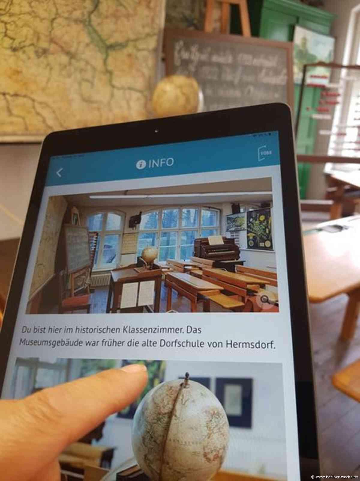 Das Museum Reinickendorf jetzt auf einer digitalen Rallye erleben - Berliner Woche