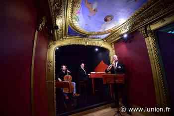 Un opéra sur roues à Sissonne, Festieux et Samoussy - L'Union
