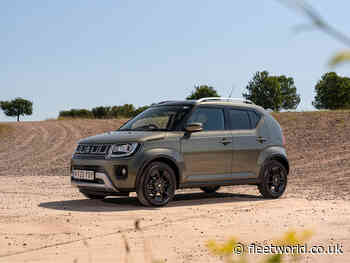 Revised Suzuki Ignis gets upgraded mild hybrid power as standard - Fleet World