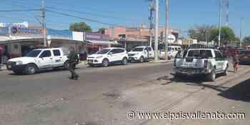 Denunciante de juez, fiscal y abogado capturados por corrupción en Bosconia, manifestó que ha sido víctima de atentados en su contra - El País Vallenato