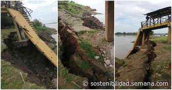 Puerto Nariño, en grave riesgo por el río Amazonas - Semana