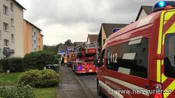 Mehrere Feuerwehr-Einsätze in Herzberg am Montag - HarzKurier