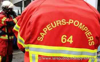 Autoroute A64 : un véhicule en feu au niveau de Lescar - La République des Pyrénées