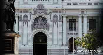 Cinco proyectos de ley de alto riesgo en el Congreso - El Comercio Perú