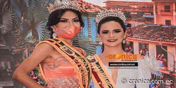 Daniela Vanessa Valarezo Álvarez, Reina del Bicentenario de Zaruma - Diario Crónica (Ecuador)