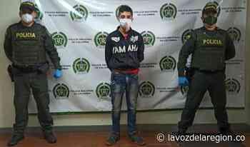 Asesinó a su amigo en zona rural de Oporapa y lo capturaron - Noticias