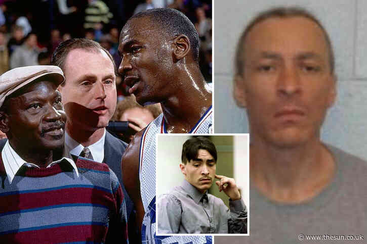 Killer of Michael Jordan's dad granted parole and will be freed 30 years after shooting of basketball star's father